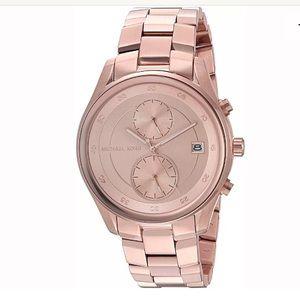 Michael Kors Briar Rose Gold Watch